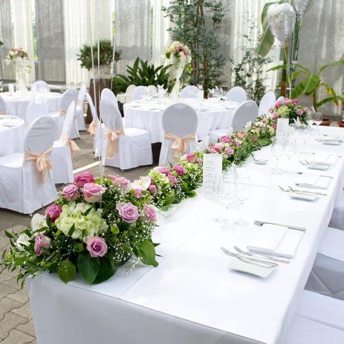 Hochzeits- & Eventfloristik
